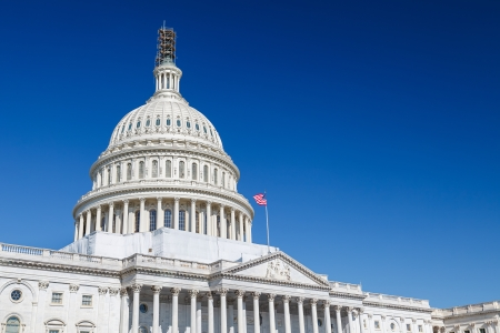 US Capitol, Congress Passes Defend Trade Secrets Act